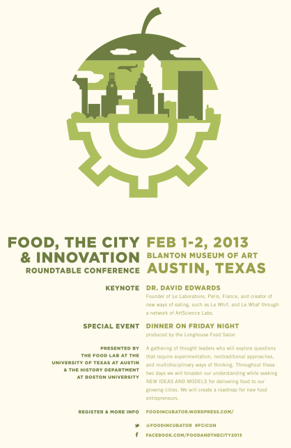 GREEN food, the city, and innovation